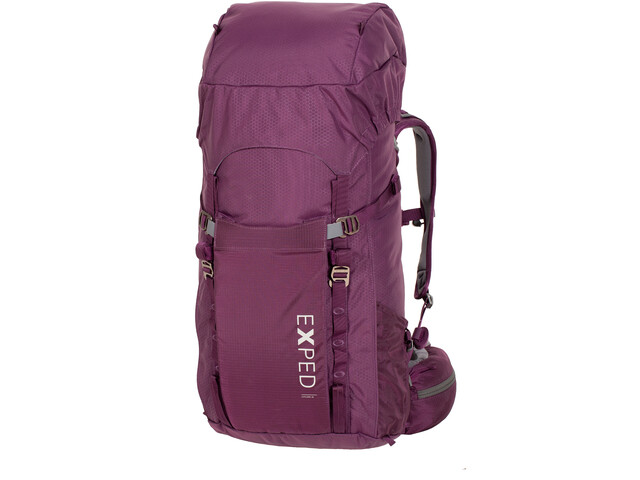 Exped Explr 45 Trekking Backpack Dame dark violet